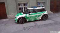 Politsei auto Münhenis