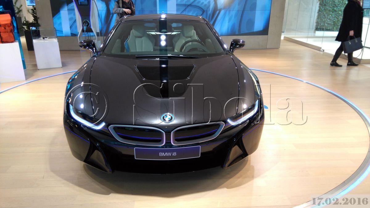 BMW keskus Saksamaal Münhenis