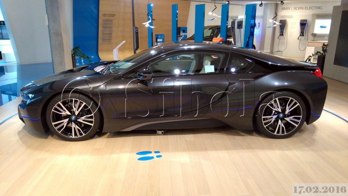 BMW keskus Münhenis